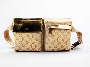 Gucci Belt Bag Double Compartment. Источник: guccibagsclassic.com