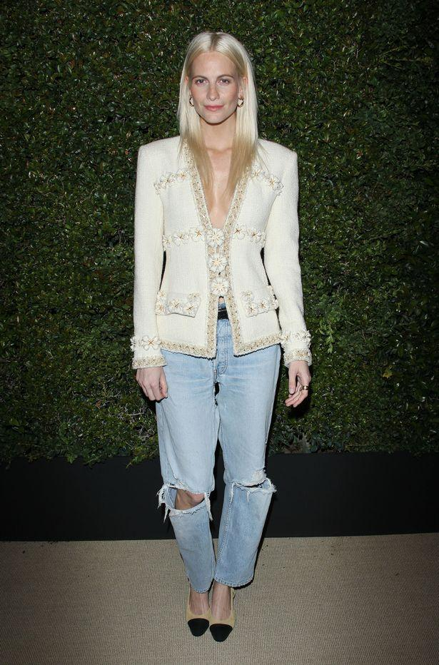 Poppy-Delevingne-Chanel-dinner
