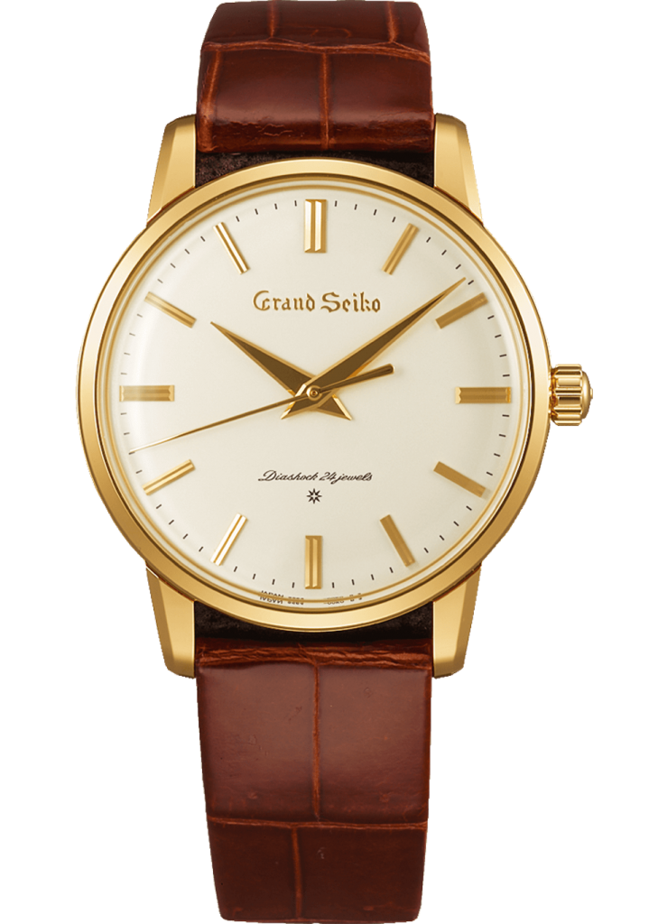 38mm Yellow Gold SBGW252 by Grand Seiko