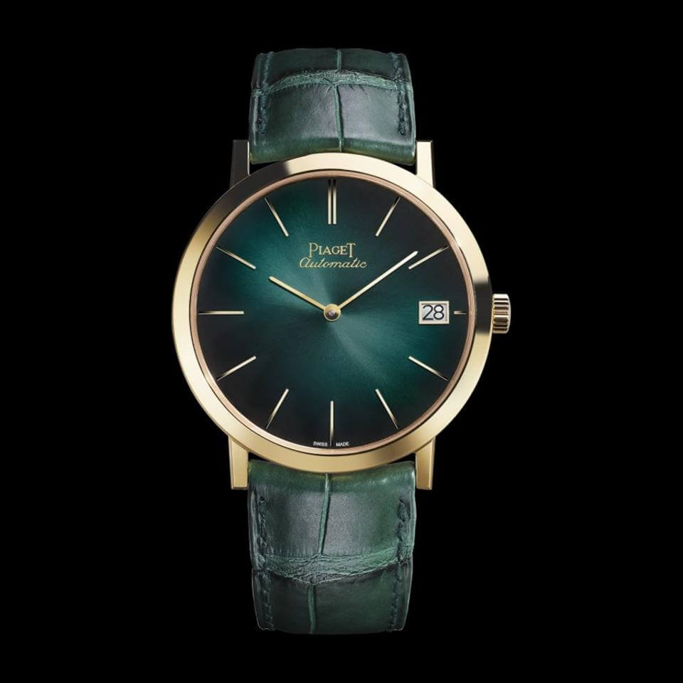 40mm Yellow Gold Altiplano 60th Anniversary Edition by Piaget