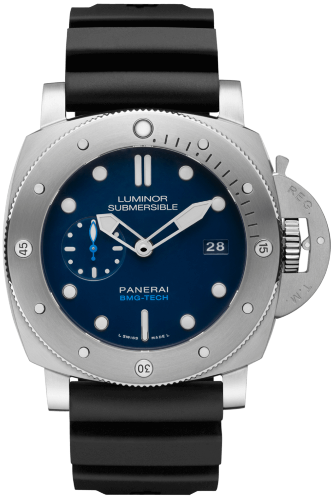 47mm Luminor Submersible 1950 Bmg-Tech 3 Days by Panerai