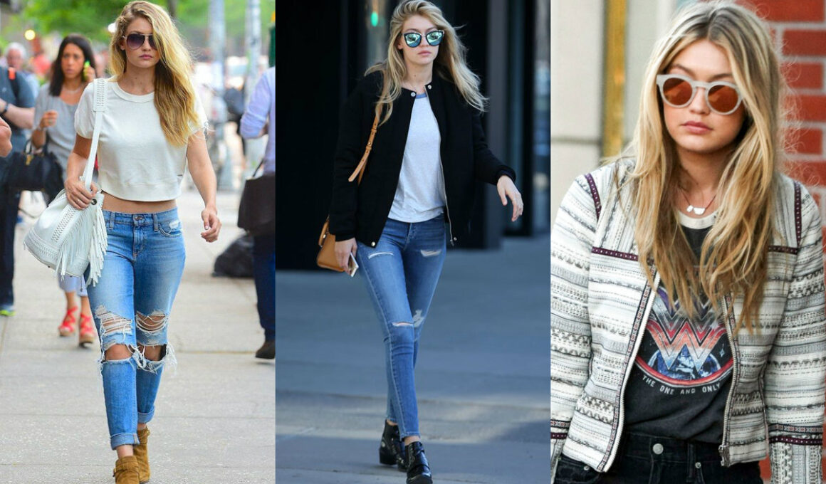 celebrity clothes street style